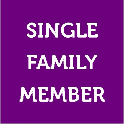SINGLE FAMILY MEMBER