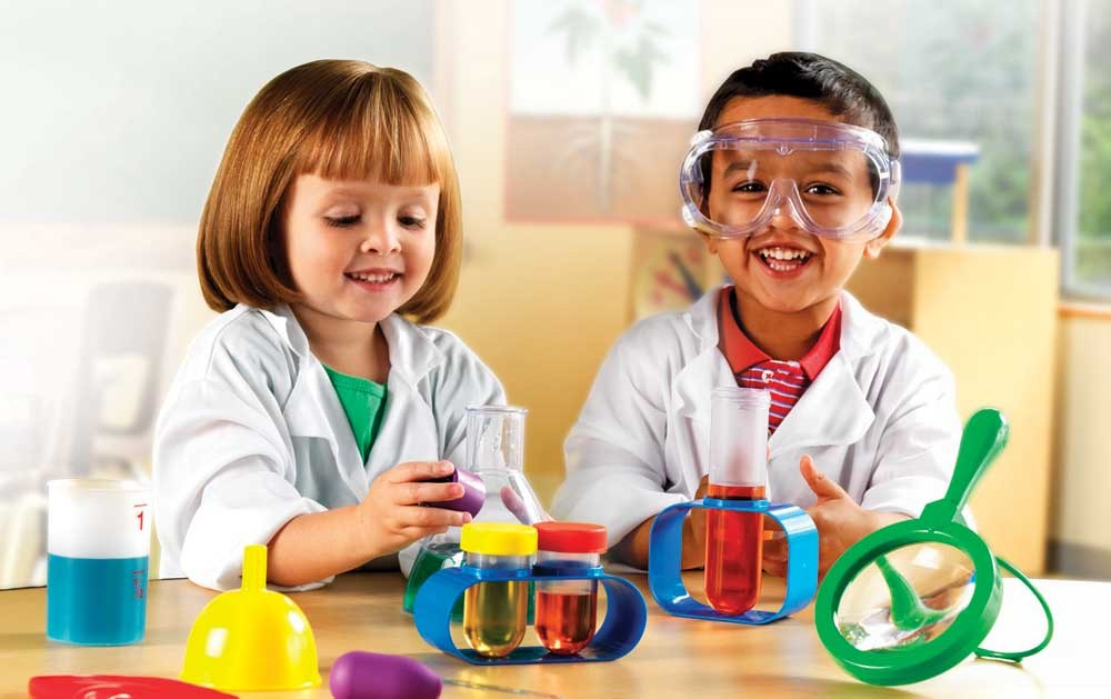 preschool patrol science