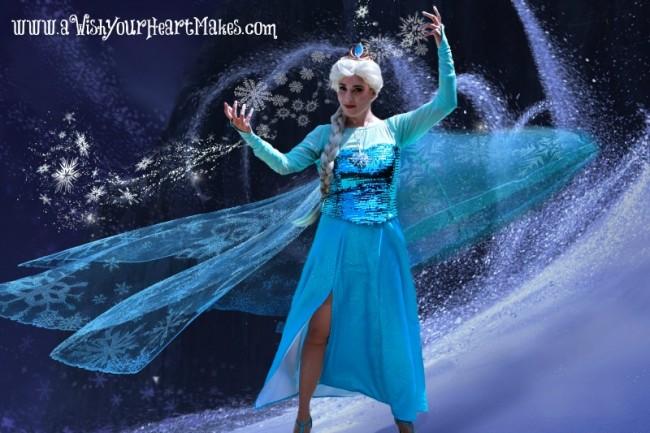 A Wish Your Heart Makes . Elsa. 2.14.15