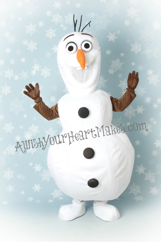 A Wish Your Heart Makes. Olaf. 2.14.15