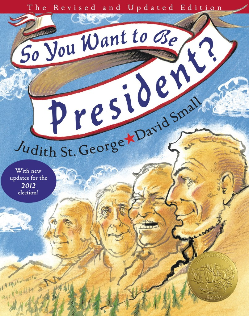 So You Want to be a President 2.17.15