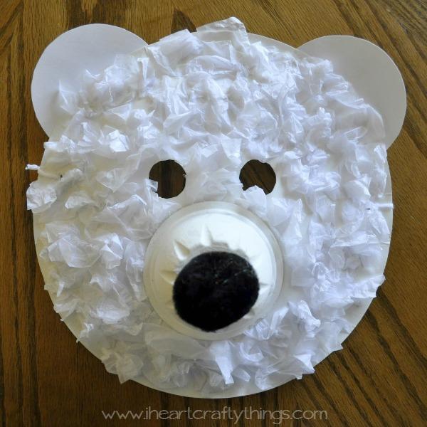 Polar Bear Mask