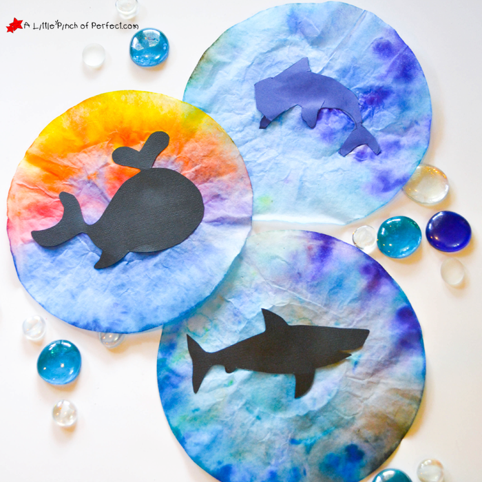 Ocean-Animal-Coffee-Filter-Suncatcher-A-Little-Pinch-of-Perfect-square-copy